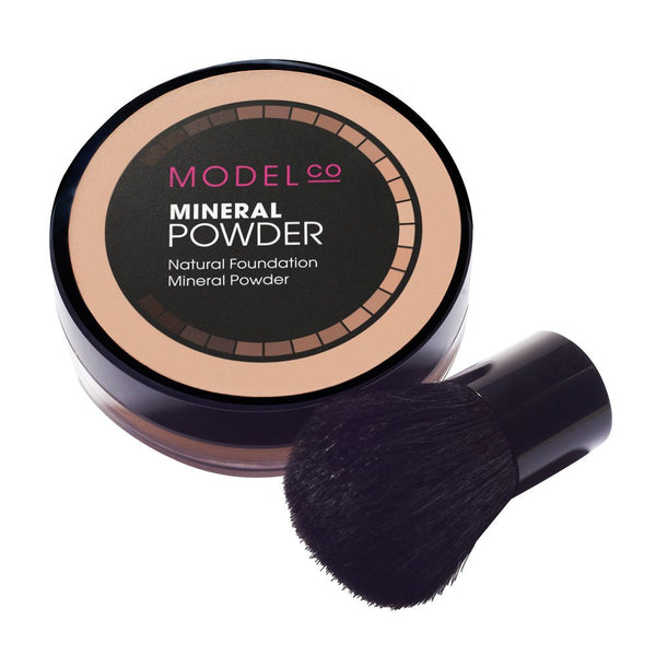 Mineral Powder Natural Foundation - Medium Beige ModelCo - Let it Be Beauty - Your Online Beauty Store