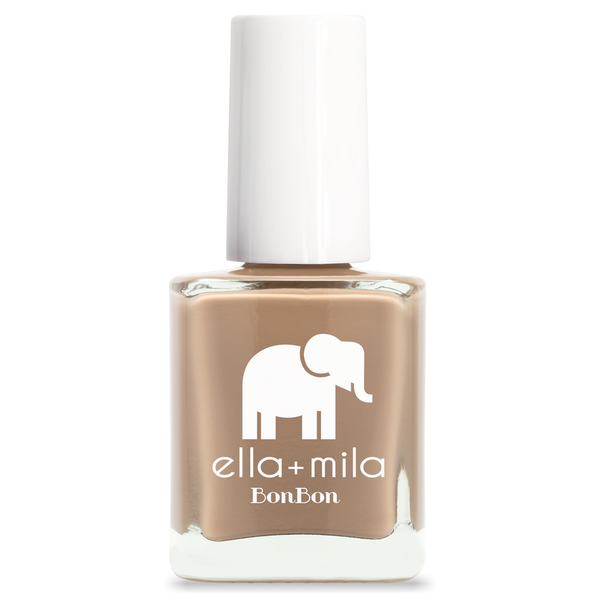 Mocha Dreams Nail Polish - Let it Be Beauty