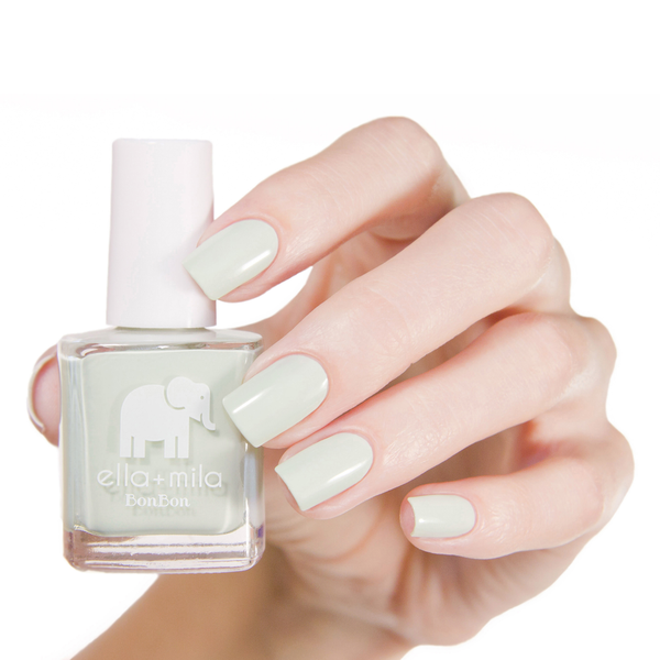 Pistache Nail Polish - Let it Be Beauty
