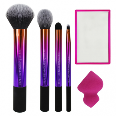 Drape + Color Makeup Brush Set