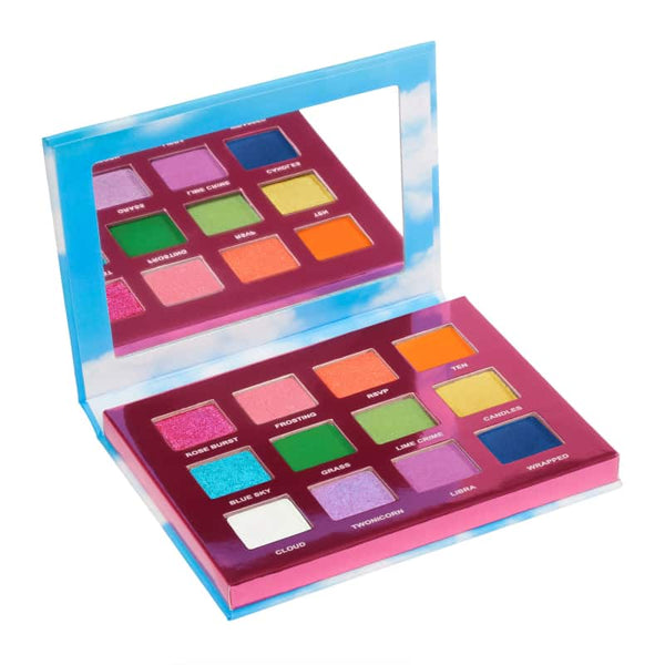 10th Birthday Eyeshadow Palette Lime Crime - Let it Be Beauty - Your Online Beauty Store