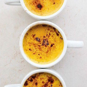Chocolate Turmeric Latte