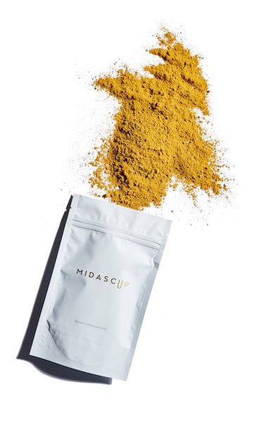 midas cUp turmeric superfood blend - sample size