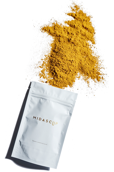 midas cUp turmeric superfood blend