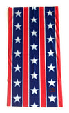 Loudmouth Patriot Captain Merica USA Headband / Stars n' Bars Bandana/ Bandeau | Sunga Life