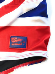 Union Jack UK Flag Brazilian Sunga Swimwear  | Sunga Life