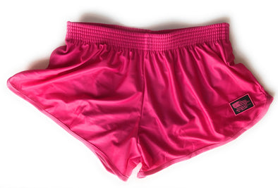 Hot Pink Sunga Life Swimwear Silkies | Men's Ranger Panty Lycra Training Shorts