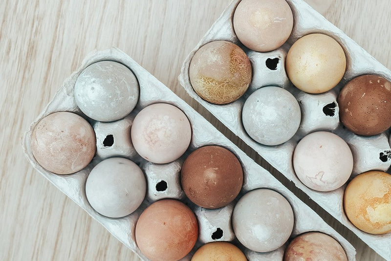 Everything You Need to Know to Get Naturally Pastel-Dyed Easter Eggs