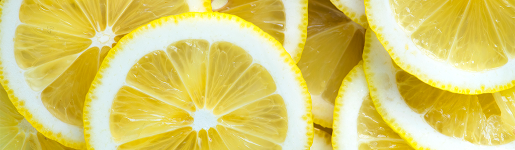 Picture of lemons for skin care