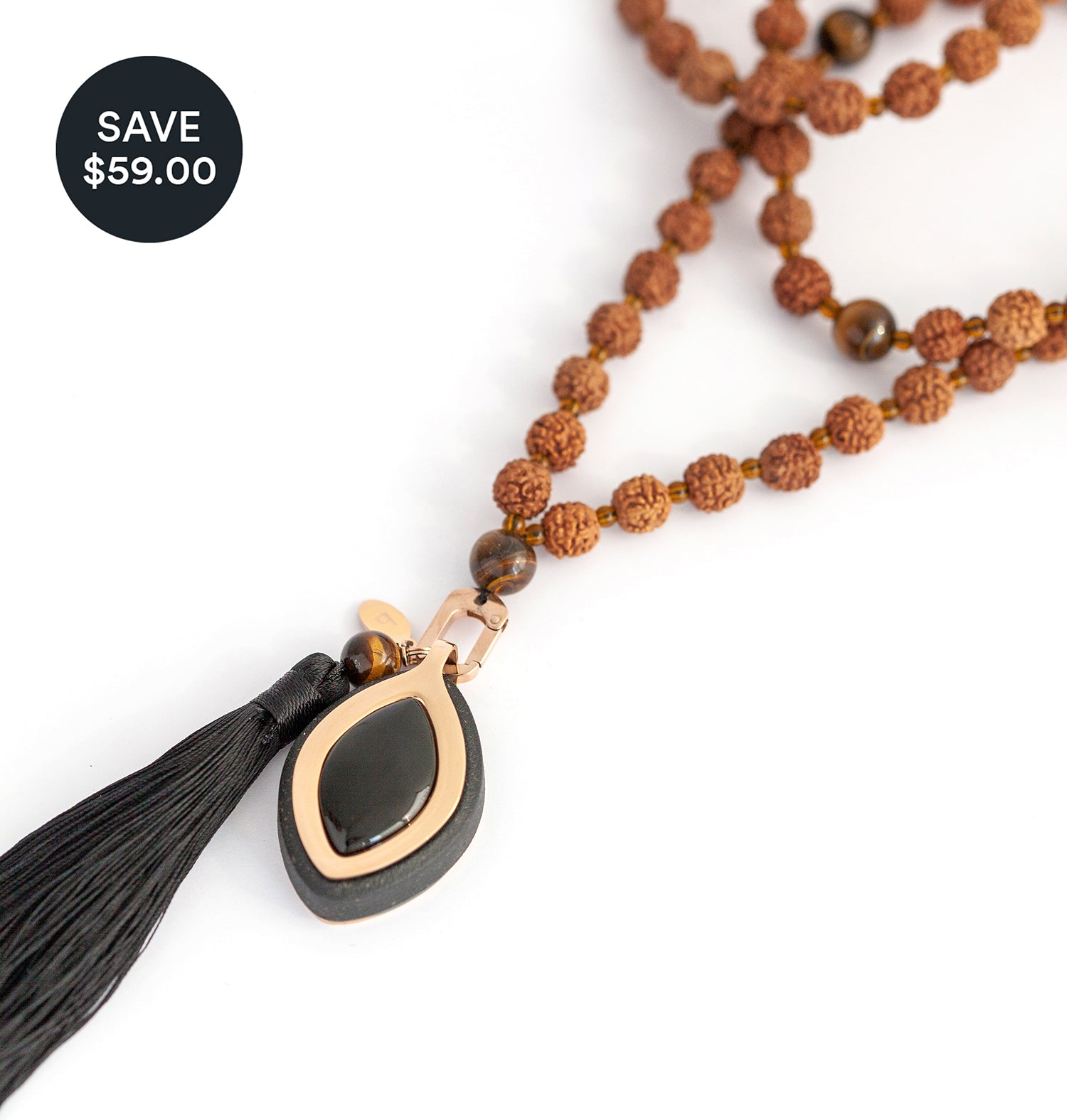 Leaf Chakra Power + FREE Mala necklace | Prosperity - Bellabeat