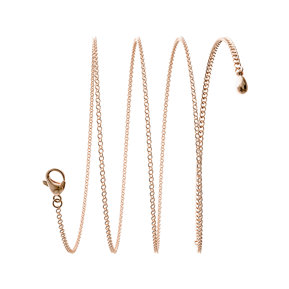 Gleam Necklace | Rose Gold