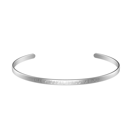 Inspire bracelet | Life is tough, but so are you - Bellabeat
