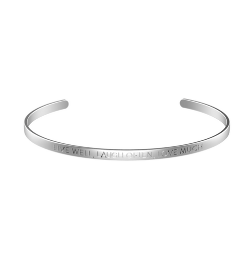 Inspire bracelet | Live well, laugh often, love much - Bellabeat