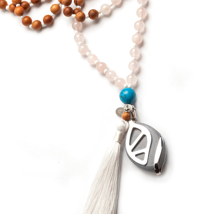 Mala necklace | Love - Bellabeat