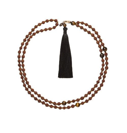 Mala necklace | Prosperity