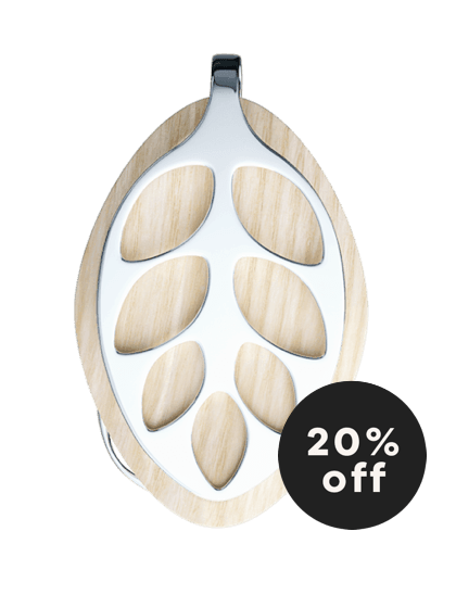 Leaf Nature Silver Edition