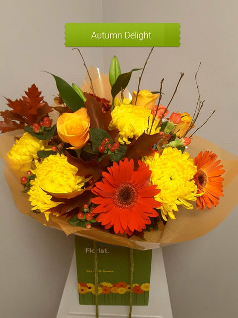 Autumn Delight Handtied
