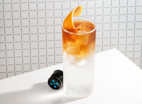 Recipe: Cold Brew Gin + Tonic