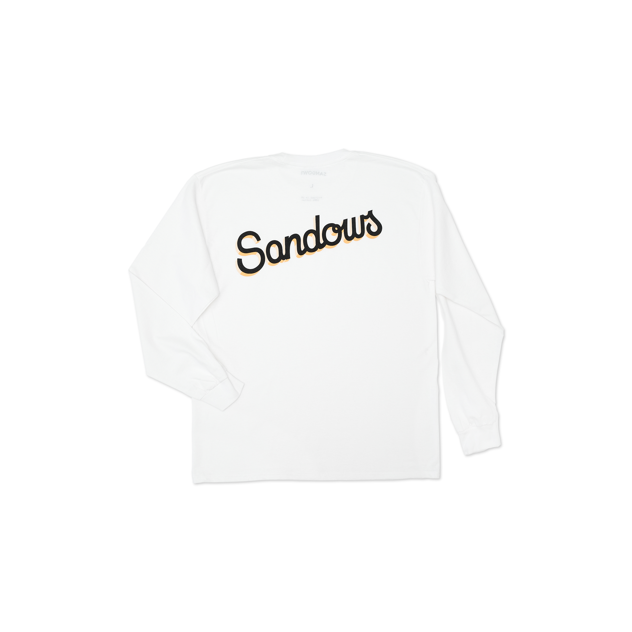 Long Sleeve Signwriter T-Shirt