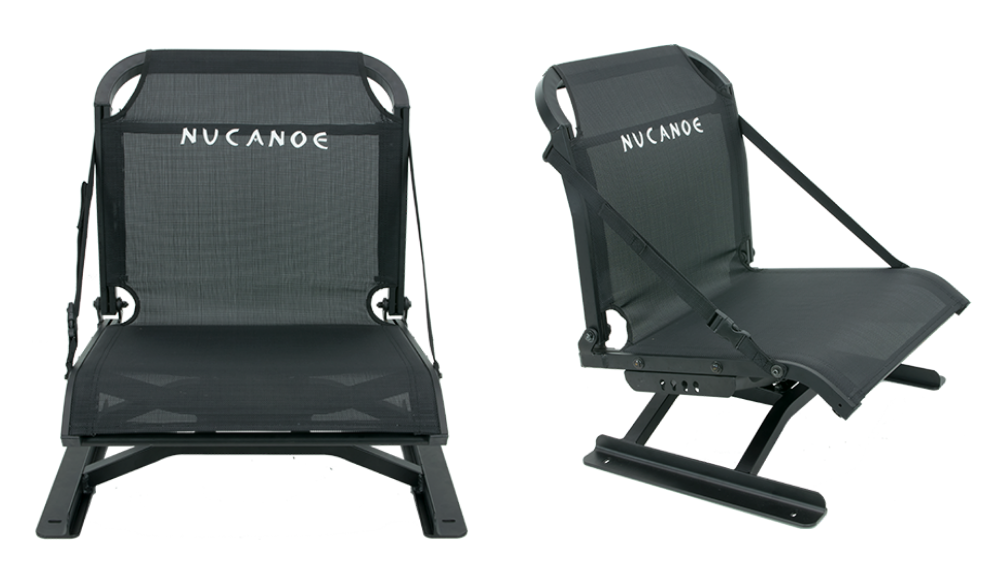kayak creek nucanoe new fusion seat 2020