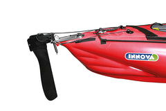 kakak creek innova kayaks seawave inflatable kayak rudder