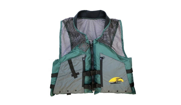 Malibu Kayaks Adult Fishing Life Vest - Kayak Creek