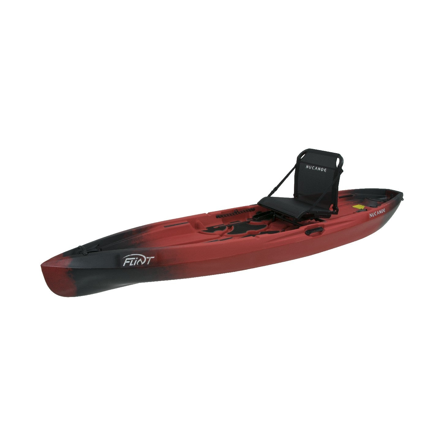 NuCanoe Flint Fishing Kayak 2021 | Bulldog - Kayak Creek
