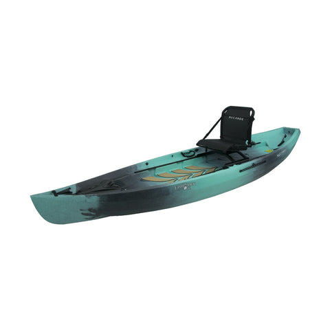 NuCanoe Frontier 12 Fishing Kayak 2020 | Gulf Coast - Kayak Creek