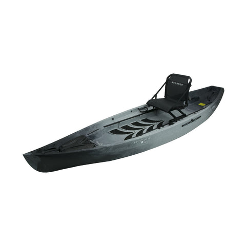 NuCanoe Frontier 12 Fishing Kayak 2020 | Thunderstorm - Kayak Creek