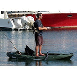 Malibu Kayaks Stealth-9 Fish & Dive Kayak | Solid Colors - Kayak Creek