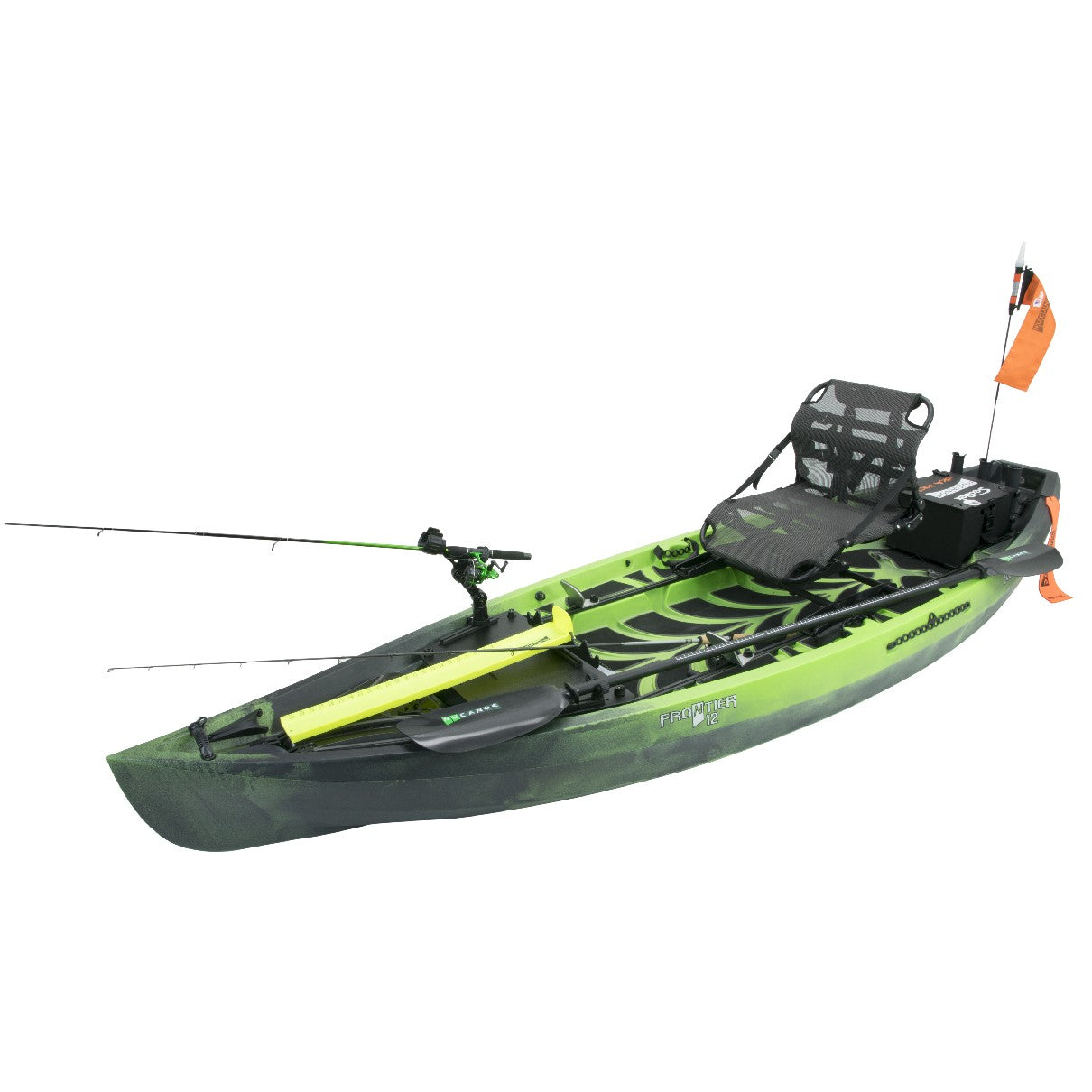 NuCanoe Frontier Tournament Package #2020 - Kayak Creek
