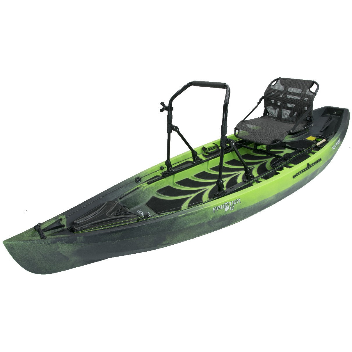 NuCanoe Frontier Fly Angler Package #2030 - Kayak Creek