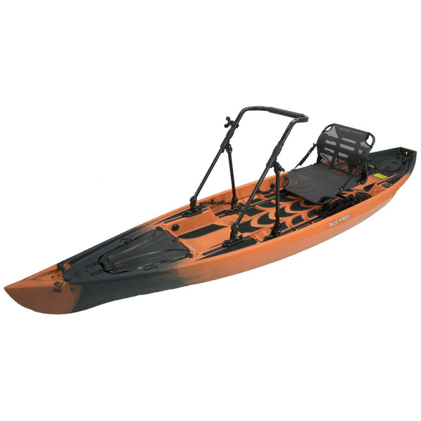 NuCanoe Pursuit Fly Angler Package #2035 - Kayak Creek