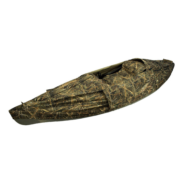 NuCanoe Frontier 10 F10 Layout Waterfowler Package #2050 - Kayak Creek