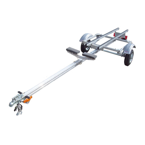 NuCanoe #2700 NuCanoe Solo Kayak Trailer - Kayak Creek