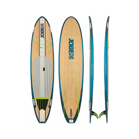 Jobe Parana 11.6 Bamboo Stand Up Paddle Board SUP - Kayak Creek