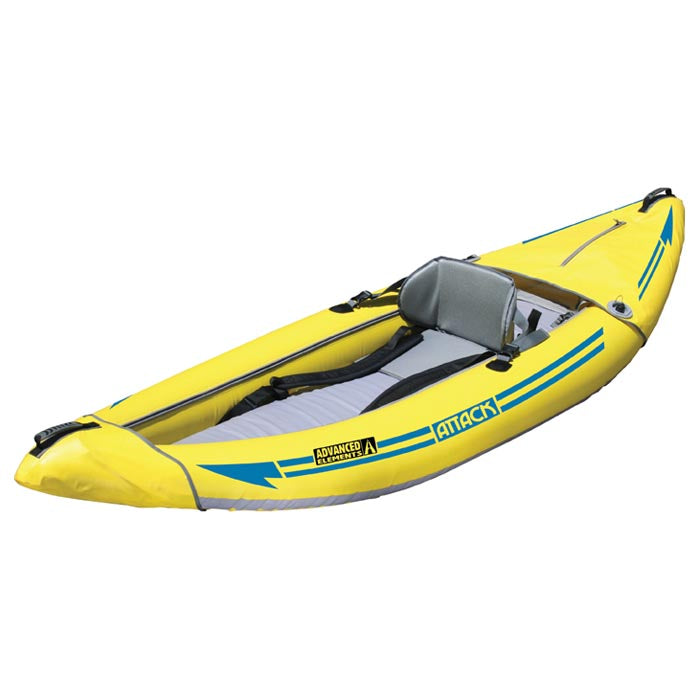 Advanced Elements Attack Whitewater Inflatable Kayak - Kayak Creek