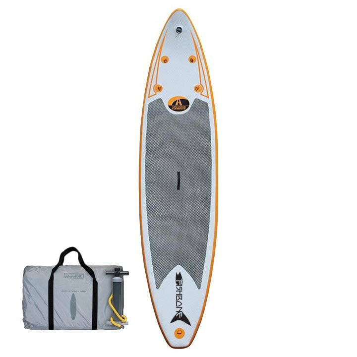 Advanced Elements Fishbone Inflatable SUP w/ Pump - Kayak Creek