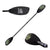 Accent Paddles Trophy Angler Adjustable Kayak Fishing Paddle | 240-260cm - Kayak Creek