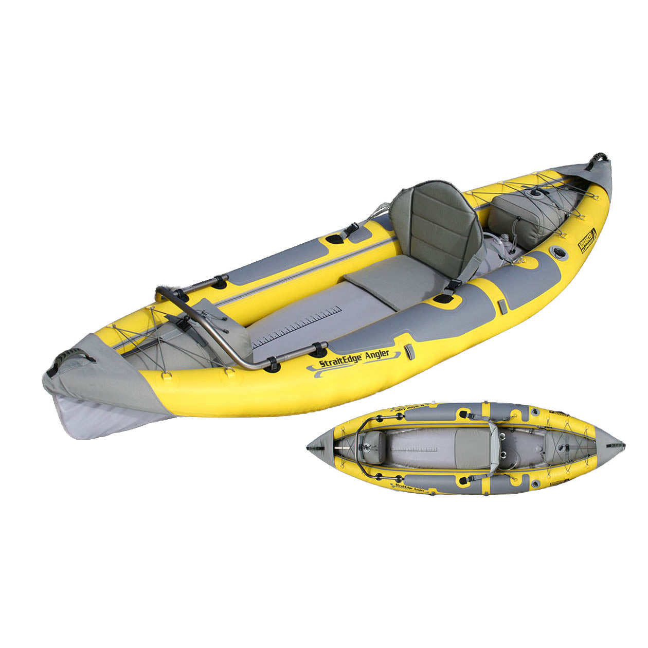 Advanced Elements StraitEdge Angler Inflatable Kayak - Kayak Creek