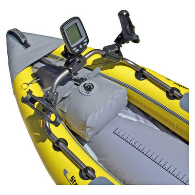 Advanced Elements StraightEdge Angler Inflatable Kayak - Kayak Creek