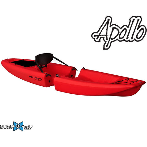 Point 65 Apollo Solo Modular Kayak - Kayak Creek