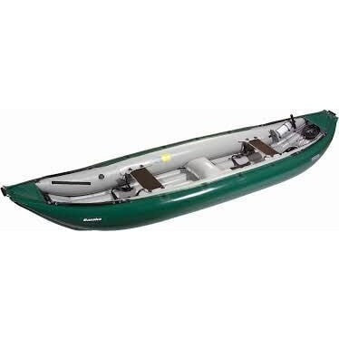Innova Baraka Inflatable Canoe - Kayak Creek