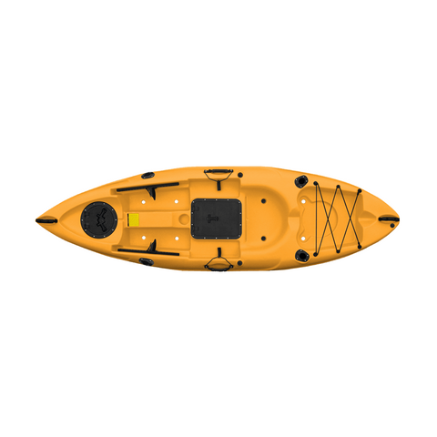Malibu Kayaks Mini-X Fish & Dive Package Kayak | Camo Colors - Kayak Creek