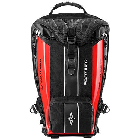 Point 65 - Boblbee GTO 20L Backpack | Diablo Red Glossy - Kayak Creek