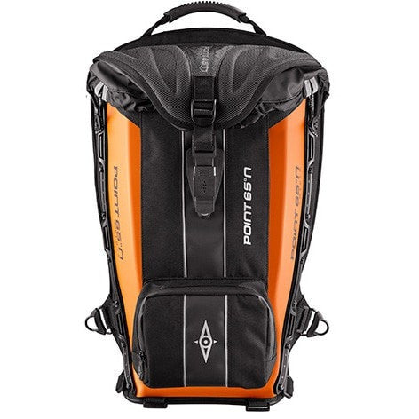 Point 65 - Boblbee GTO 20L Backpack | Lava Matt Orange - Kayak Creek