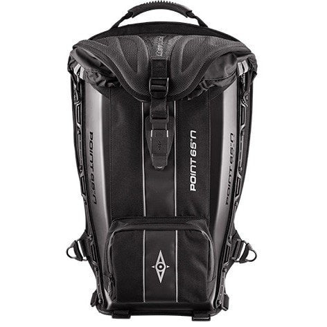 Point 65 - Boblbee GTO 20L Backpack | Phantom Matt Black - Kayak Creek