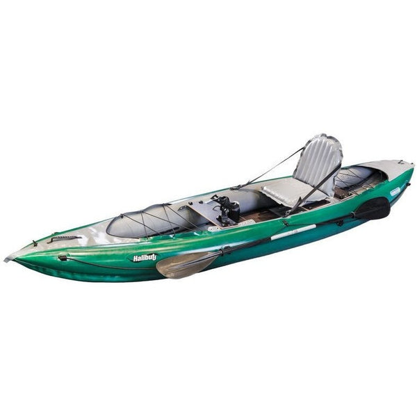 Innova Halibut Inflatable Fishing Kayak HAL-0016-000 - Kayak Creek