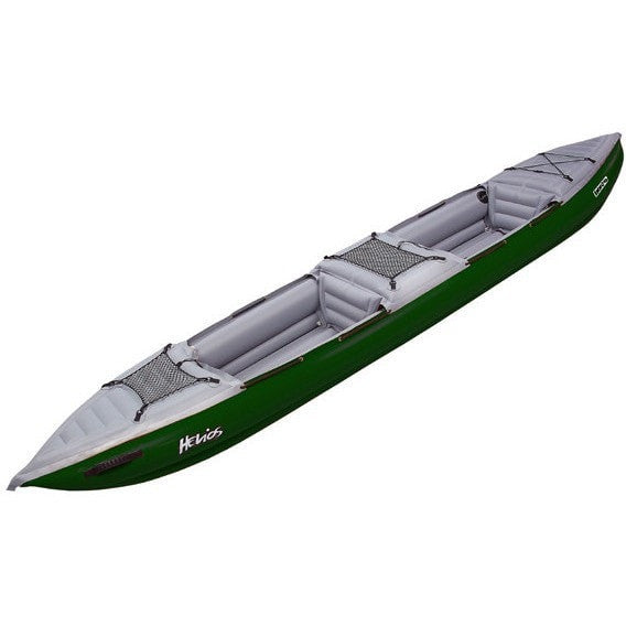 Innova Kayaks Helios II EX Inflatable Kayak - Green HEL-0016-GRN - Kayak Creek