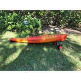 Malibu Kayaks Aluminum Wheel Cart - Kayak Creek